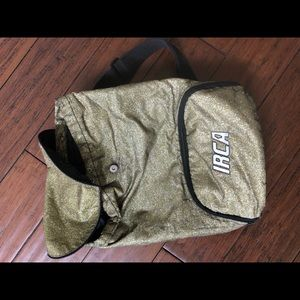 Gold IRCA Backpack